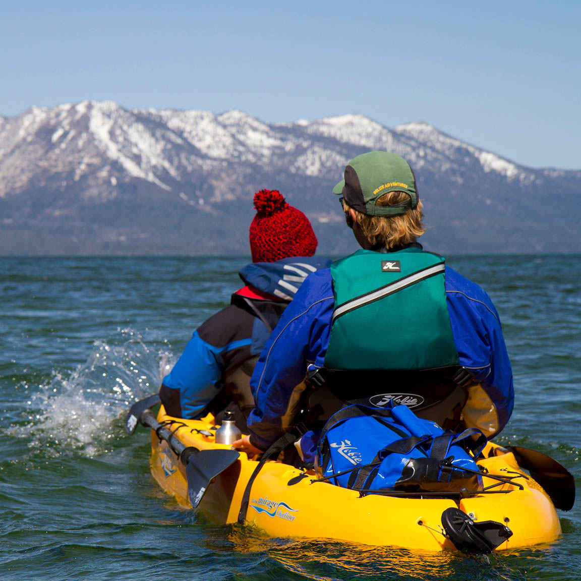 Hobie Mirage Outfitter Tandem Kayak Review