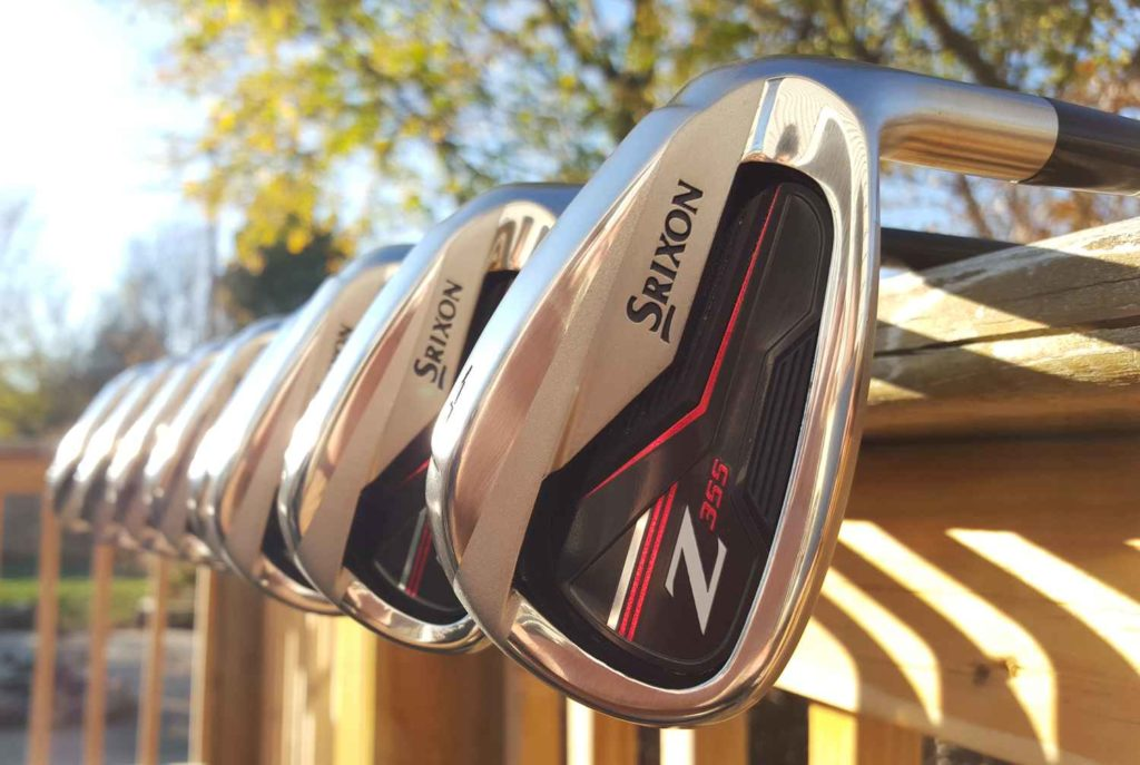 Srixon Z355 Irons review