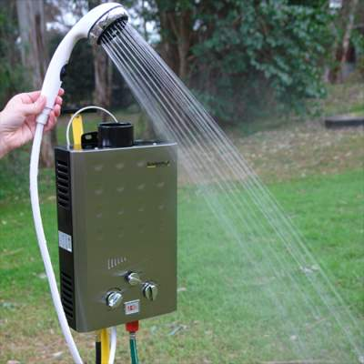 best tankless water heater for hard water