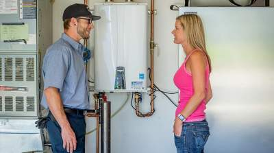 propane tankless water heaters
