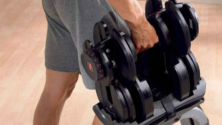 Bowflex Adjustable Dumbbells 1090